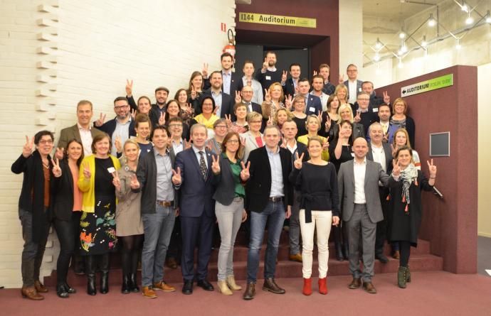 Oost-Vlaamse kandidaten VK19