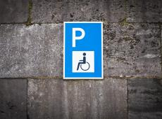 Parking handicap