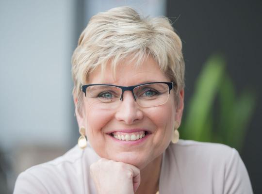 Gemeenteraadsverkiezingen: Elke Sleurs trekt Gentse N-VA-lijst voor 2018